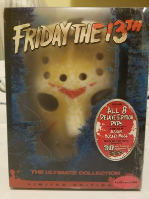 Friday the 13th movie collection for Sale in New York, NY