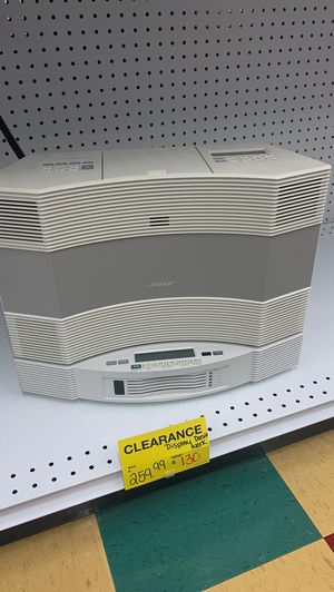 Bose accoustic wave for Sale in Austin, TX