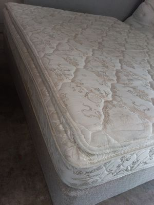 Queen mattress and box spring delivery available for Sale in Austin, TX
