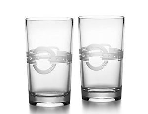 Ralph Lauren Caldwell Highball Glasses, Set of 2 for Sale in Germantown, MD