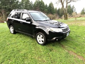 2010. Subaru. Forester. for Sale in Gaston, OR