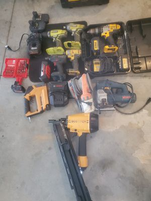 Tools..everything goes $140 for Sale in Simpsonville, SC