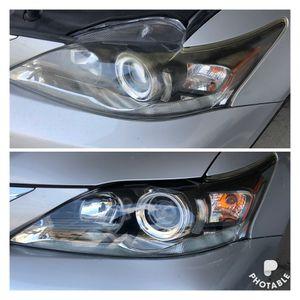 Headlights restoration for Sale in Dallas, TX