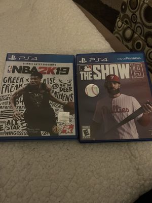 PS419 games for Sale in Lockport, IL