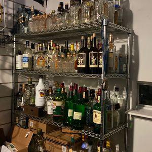 Empty Liquor Bottles for Sale in Houston, TX