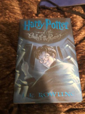 Harry Potter book for Sale in Downey, CA