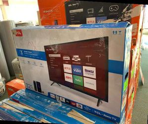 """TCL ROKU SMART TVS (32"""" and 43"""") prices vary P5ROX for Sale in Burbank,  CA"""