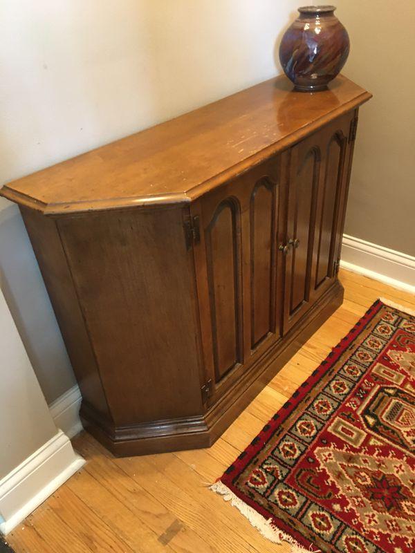 Entryway / Hall Cabinet