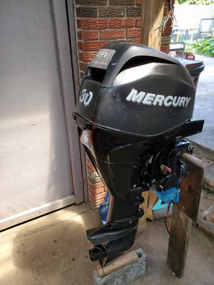 30hp mercury four stroke outboard for Sale in Queens, NY