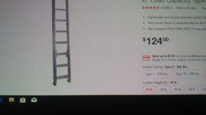 Werner 16' ladder for Sale in Las Vegas, NV