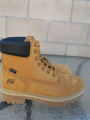 Brand new timberlands pro 24 /7 soft toe work boots size 11 for Sale in Riverside, CA