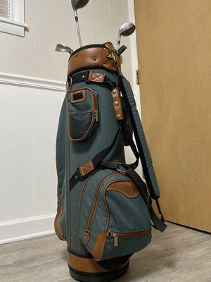 Ladies Golf Club Set - Wilson, Beth Daniel Irons and Mizuno Golf Bag for Sale in Chicago, IL