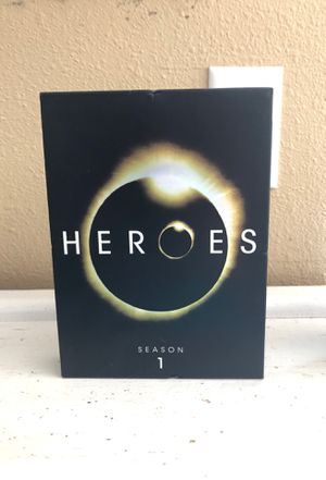 Heroes Season 1 DVDs for Sale in Westminster, CO