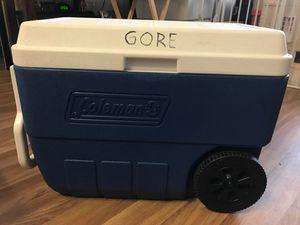 Coleman cooler for Sale in Phoenix, AZ