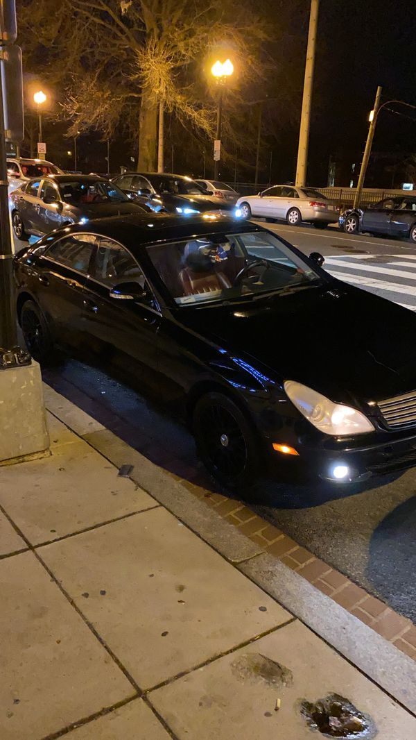 Cls 500 for sale