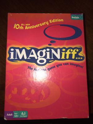 Imaginiff board game for Sale in Murfreesboro, TN