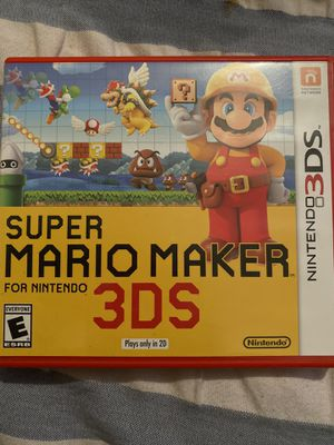 Juego para Nintendo 3DS for Sale in Bakersfield, CA