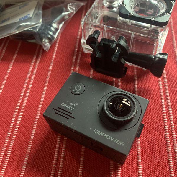 DBPOWER Camera similar to GoPro Extreme Camera
