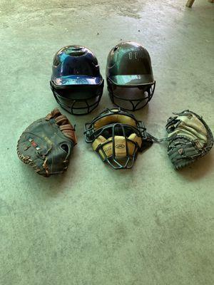 Baseball/Softball equipment for Sale in Phoenix, AZ