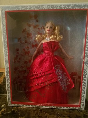 2012 Holiday Barbie for Sale in Galloway, OH
