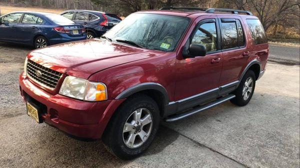 Ford Explore 2003