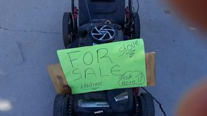Craftsman lawnmower for Sale in Los Nietos, CA