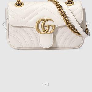 100% brand new GG Marmont matelassé mini bag for Sale in Aurora, CO