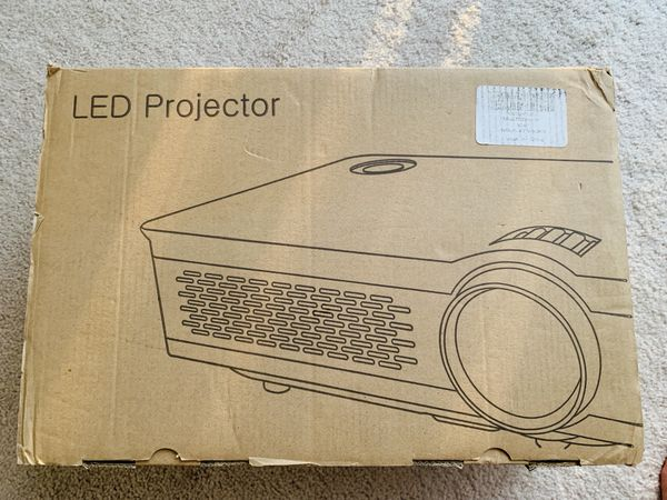 1080p supported projector native 720p