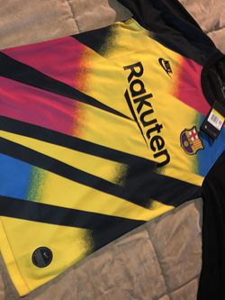 Barcelona jersey for Sale in Lake Elsinore,  CA