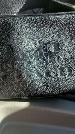 Black Coach Crossbody for Sale in Dallas,  TX