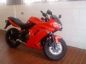 Low mileage!!! Kawasaki 650r limited edition Ninja 2008 for Sale in Washington, DC