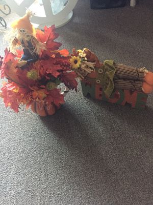 Fall Decor for Sale in Melrose, MA