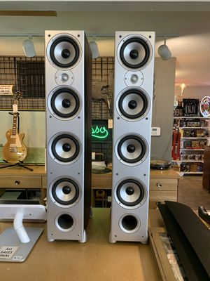 Polk Audio Monitor 70 Tower Floor Monitors / Speakers PAIR for Sale in Beaverton, OR