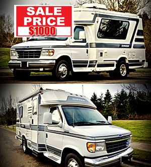 Very Rare 1997 Chinook Camper Van BigSale for Sale in Browns Summit, NC