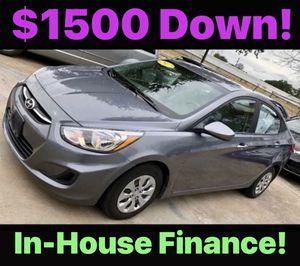 2017 Hyundai Accent 🚗 for Sale in Austin, TX