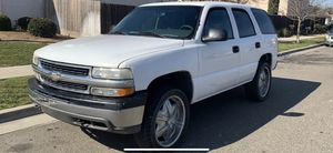 2004 Chevy Tahoe LS 4x4 .166K for Sale in Merced, CA