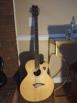 Deans bass guitar PRICE REDUCED for Sale in Four Oaks, NC