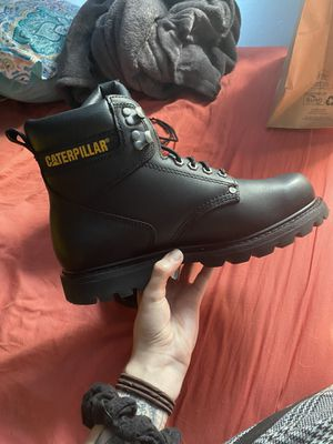 Caterpillar Work Boots for Sale in Peoria Heights, IL