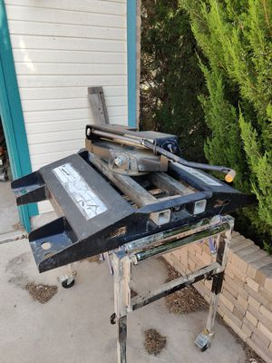 Pullrite 3600 SuperGlide 24k 5th wheel hitch for Sale in Brighton, CO