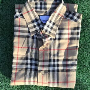Burberry Vintage Check Cotton Flannel Shirt for Sale in Covina, CA