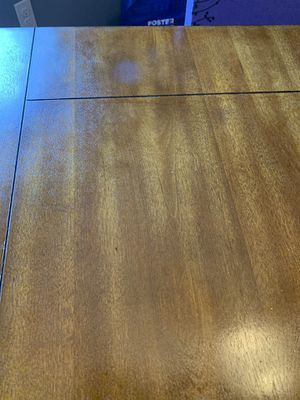 Solid wood dining table 7 piece for Sale in Vancouver, WA