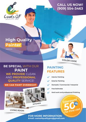 CQ Pro ~ All your interior/Exterior Needs for Sale in Colton, CA