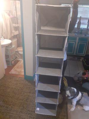 6 shelf closet organizer for Sale in Winter Garden, FL