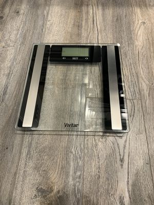 Vivitar Total Fitness Body Analysis Scale for Sale in Long Beach, CA