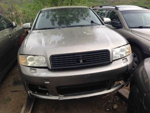Parting out this Audi A4 for Sale in Denver, CO