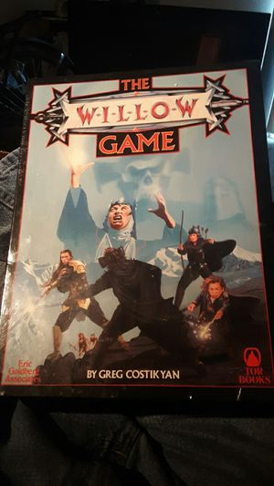 The Willow board game for Sale in San Antonio, TX