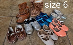 Toddler size 6 for Sale in Queen Creek, AZ