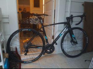 50cm MVMT Carnelian carbon road bike for Sale in San Francisco, CA