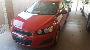 2012 Chevy Sonic for Sale in Mesa, AZ