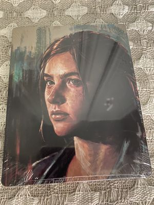Last of Us 2 Game Steelbook Edition for Sale in Abilene, TX